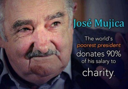 Poorest president